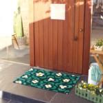 家庭用玄関マット